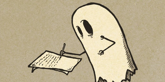 Ghost-writer freelance